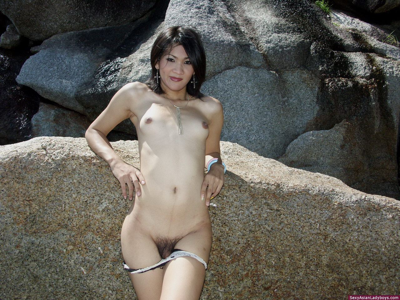 African boob large natural